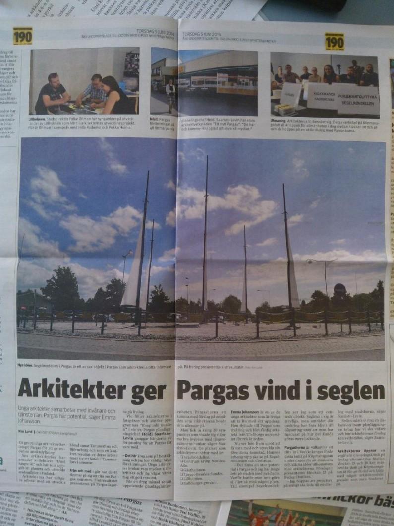 Åbo underrettelser 5.6.2014 sivu 8-9