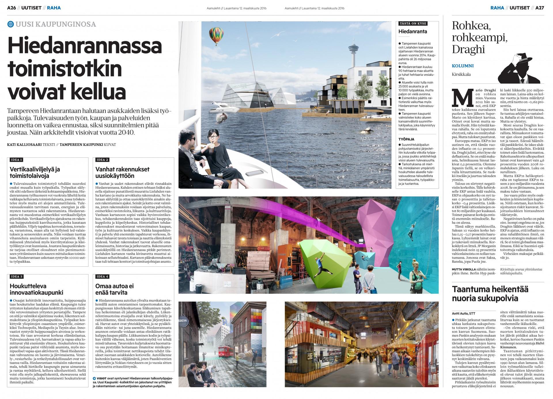 Hiedanranta1ja2, Kati Kalliosaari